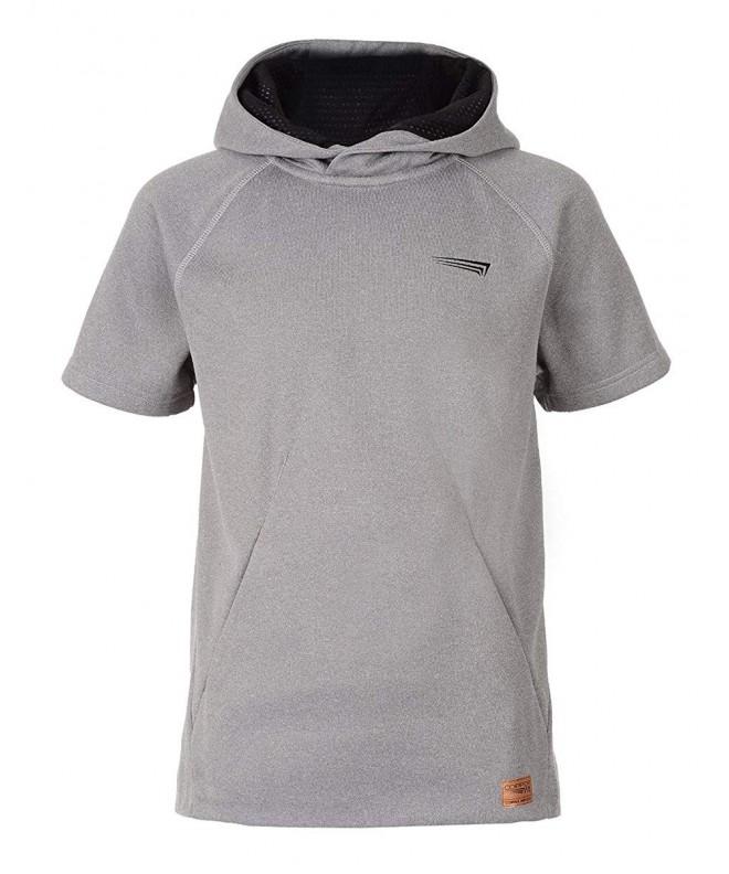 Copper Fit Sleeve Hoodie Sweatshirt