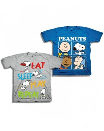 Peanuts Toddler Boys Snoopy Shirt