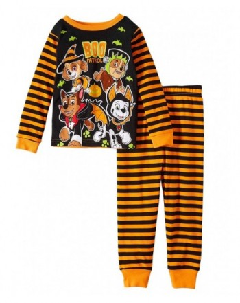 Nickelodeon Patrol Halloween Toddler Pajama