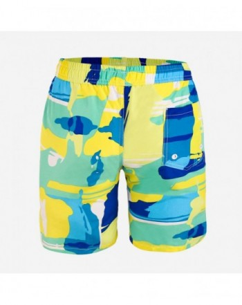 New Trendy Boys' Swim Trunks