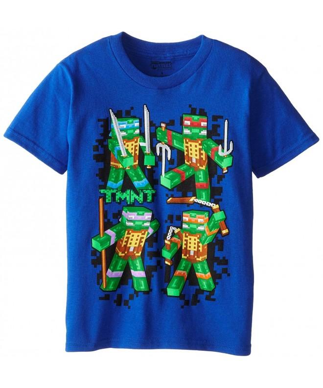 Nickelodeon T Shirtnage Mutant Turtles T Shirt