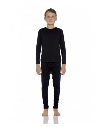 Rocky Smooth Thermal Underwear Pajamas
