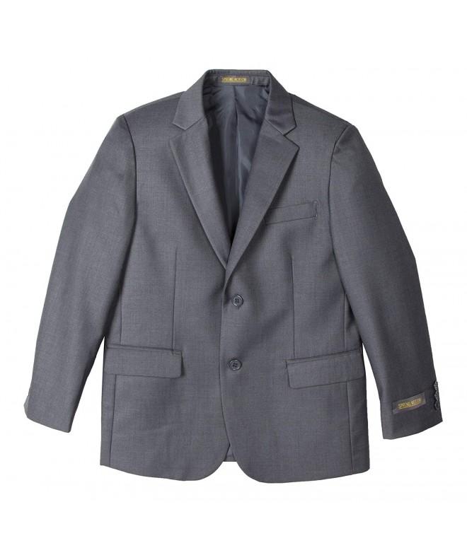 Spring Notion Boys Button Blazer