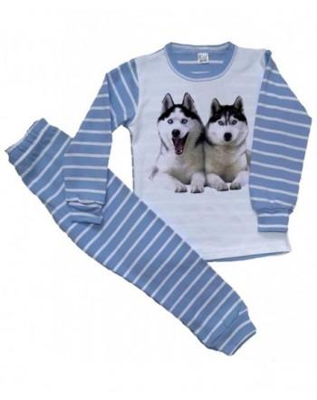 Pajamas Years Comfortable Toddlers Sleeves