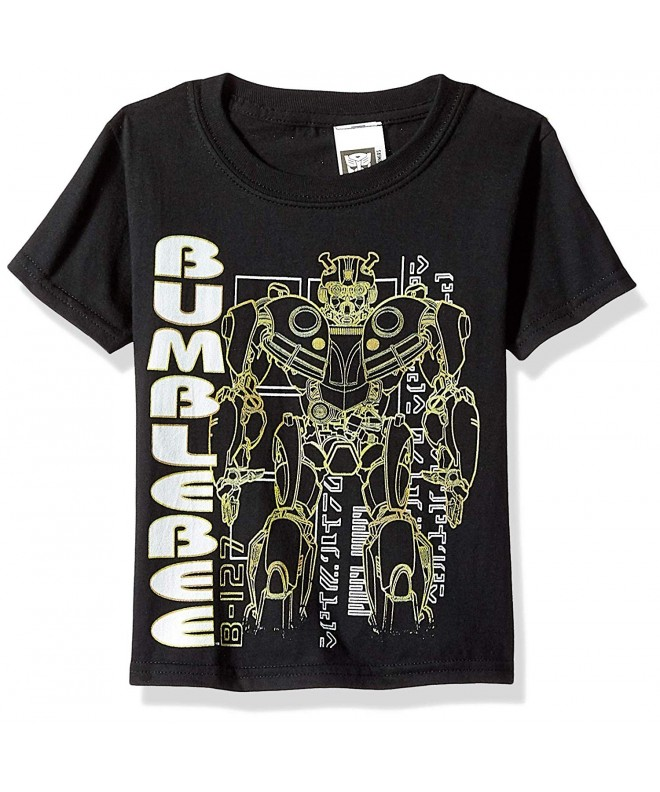 Transformers Bumblebee Movie Silhouette T Shirt
