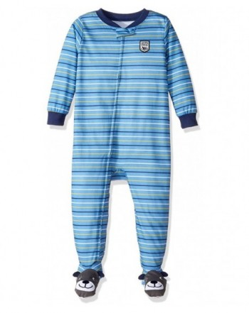 Carters Boys Piece Poly Stripe