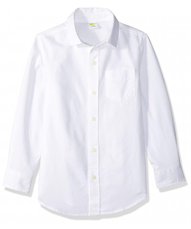 Crazy Boys Sleeve Woven Shirt