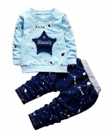 UNIQUEONE Toddler Pullover Casual Outfits