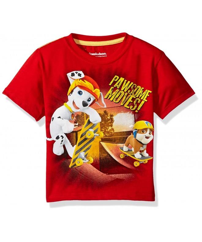 Nickelodeon Toddler Patrol Short Sleeve