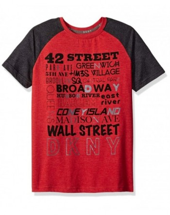 DKNY Short Sleeve Street T Shirt