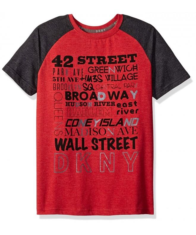 DKNY Short Sleeve Street T Shirt