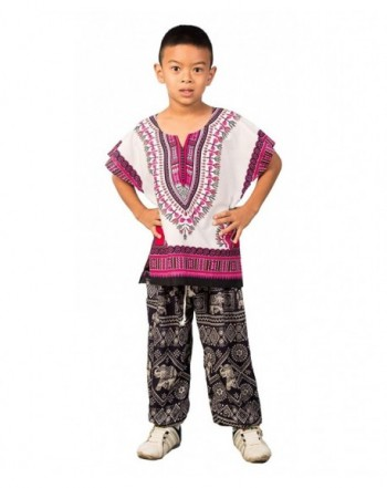 Lofbaz Traditional African Printed Dashiki