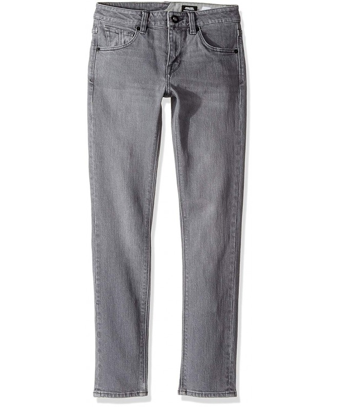 Volcom Boys Solver Tapered Jeans
