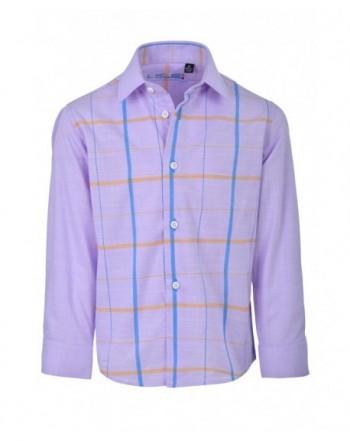 Fashion Boys' Button-Down Shirts Online Sale