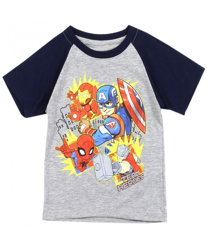 Avengers Toddler Little Heroes Sleeve