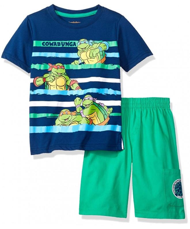 Nickelodeon Toddler Teenage Mutant Turtles