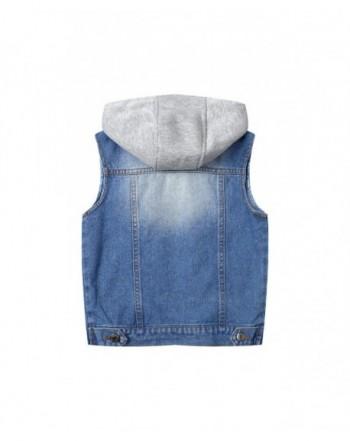 Discount Boys' Outerwear Vests