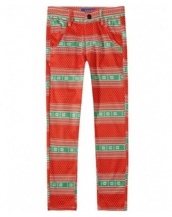SSLR Boys Holiday Christmas Pants