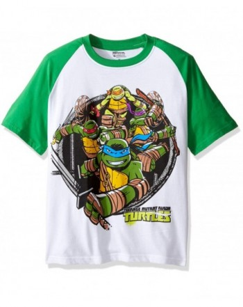 T Shirtnage Mutant Turtles Foursome T Shirt