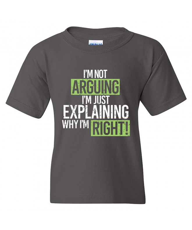UGP Campus Apparel Arguing Explaining