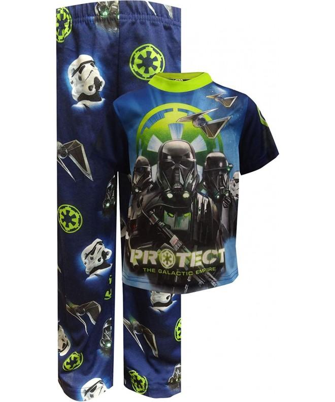 Protect Galactic Empire Pajama Little