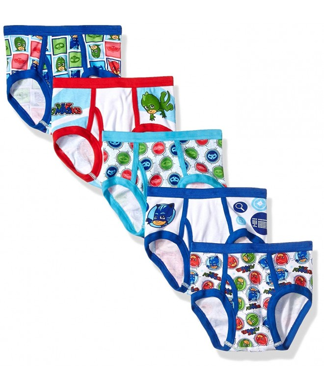 Masks Boys 5 Pack Brief Underwear