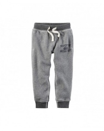 Carters Boys 2T 8 Jogger Pants