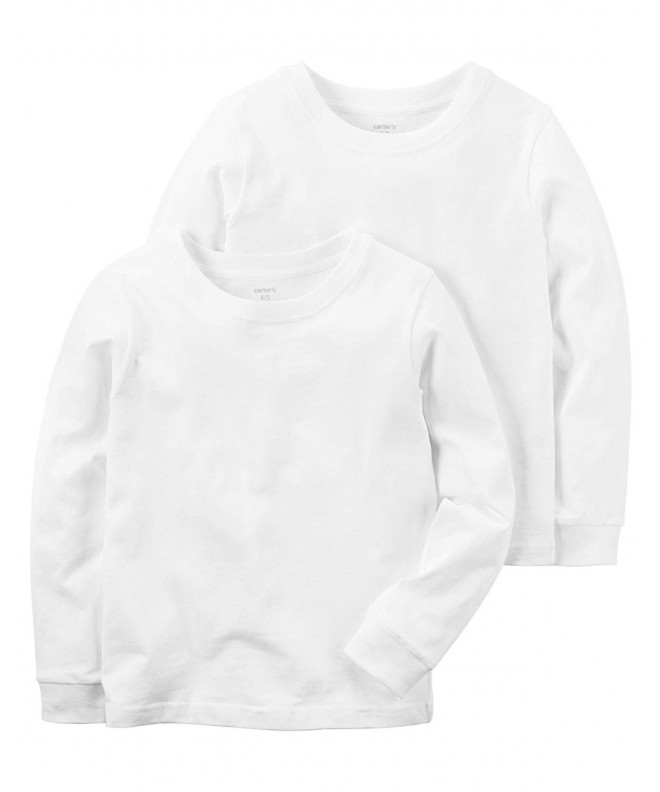 Carters Little Sleeve 2 pack Undershirts