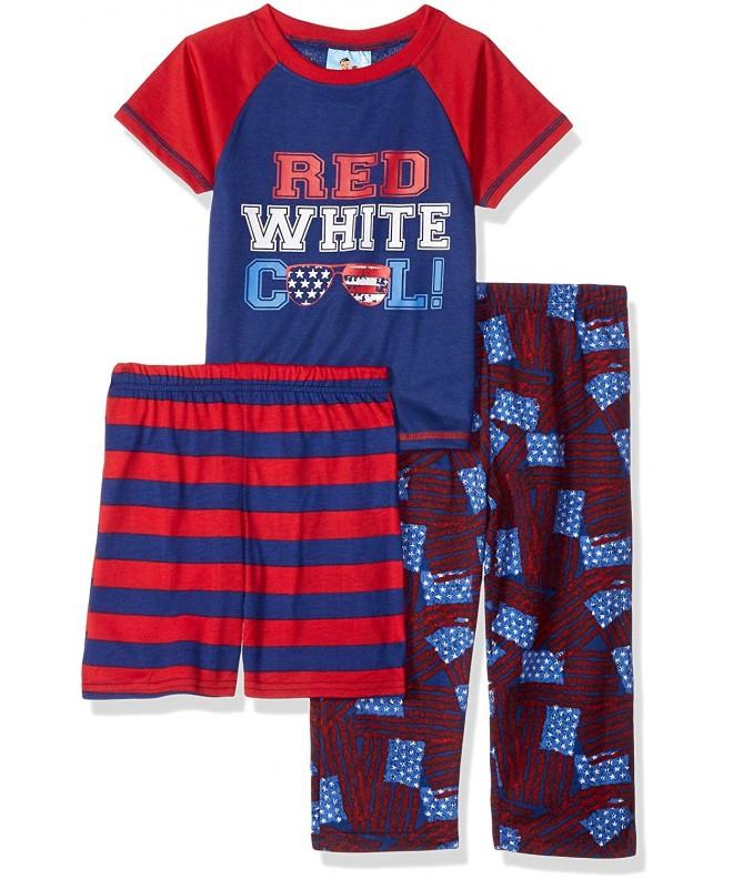 Baby Bunz Toddler White Pajama
