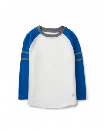 Hope Henry Colorblock Raglan Organic