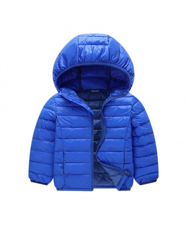 JIANLANPTT Windproof Lightweight Hoodie Outerwear