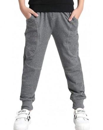 BINPAW Cotton Sweatpants 4T 14 Years