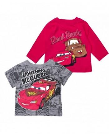 Cars Boys Lightning McQueen Shirts