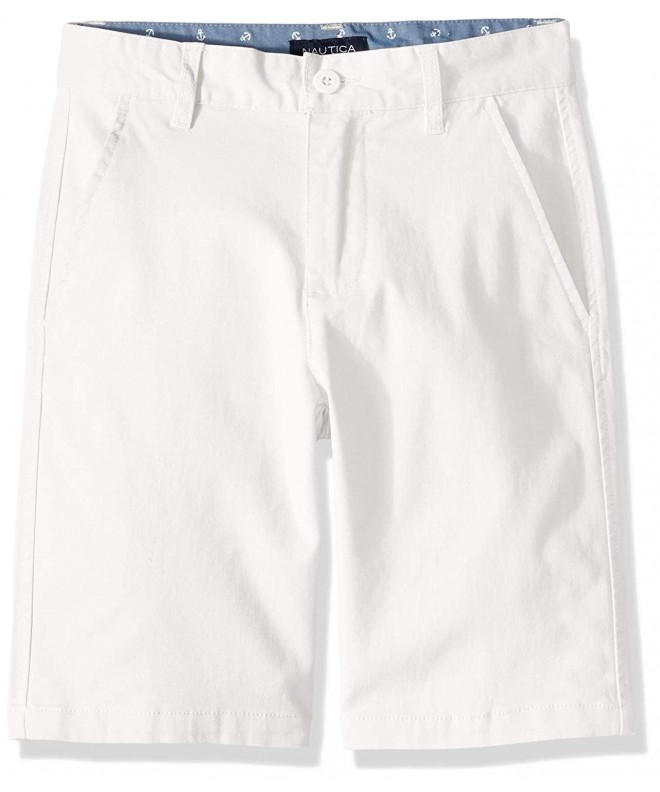 Nautica Boys Stretch Front Short
