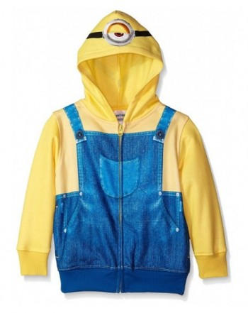 Despicable Me Boys Character Hoodie