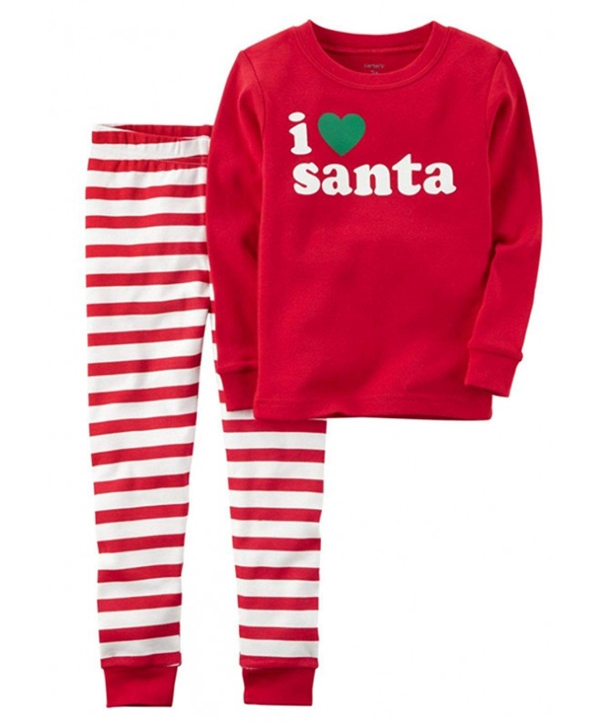 Girls Christmas Letters T shirt Striped