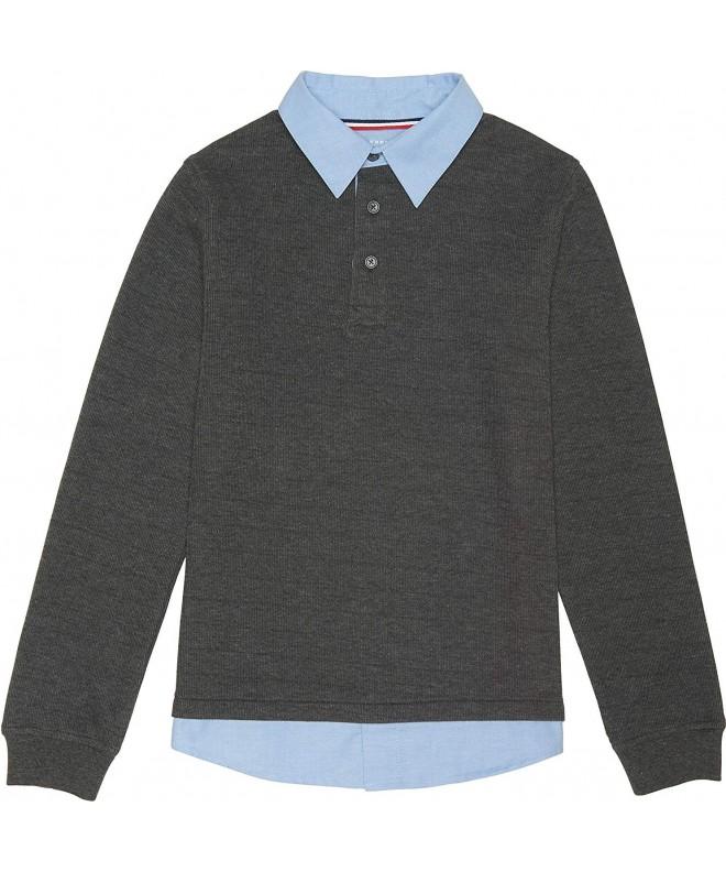 French Toast Uniform Flatback Sweater