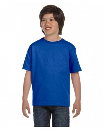 Gildan G800B Youth T Shirt Color