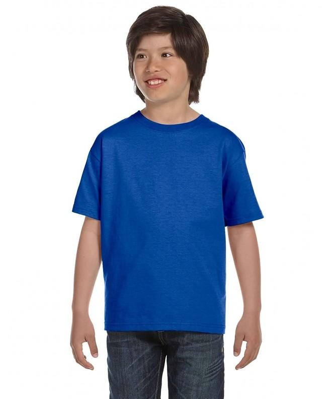 Gildan G800B Youth T Shirt Color