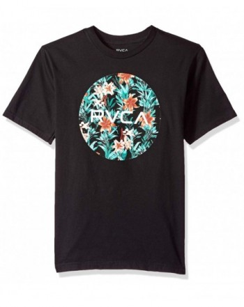 RVCA Motors Short Sleeve T Shirt