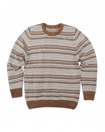 Abalacoco Cotton Knitted Sweater Pullover