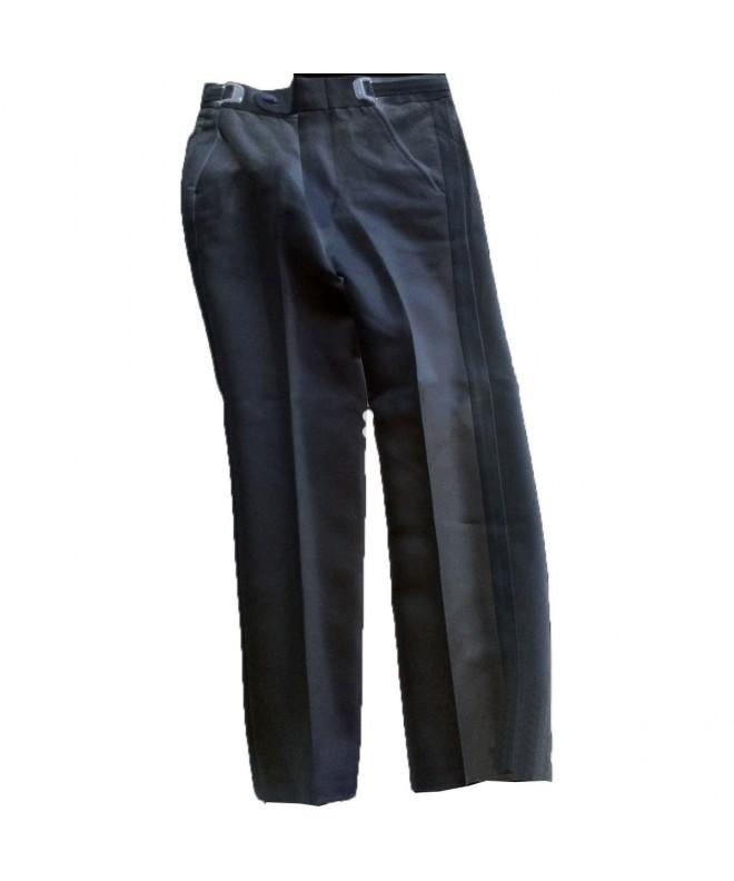 Broadway Tuxmakers Adjustable waist Tuxedo Pants