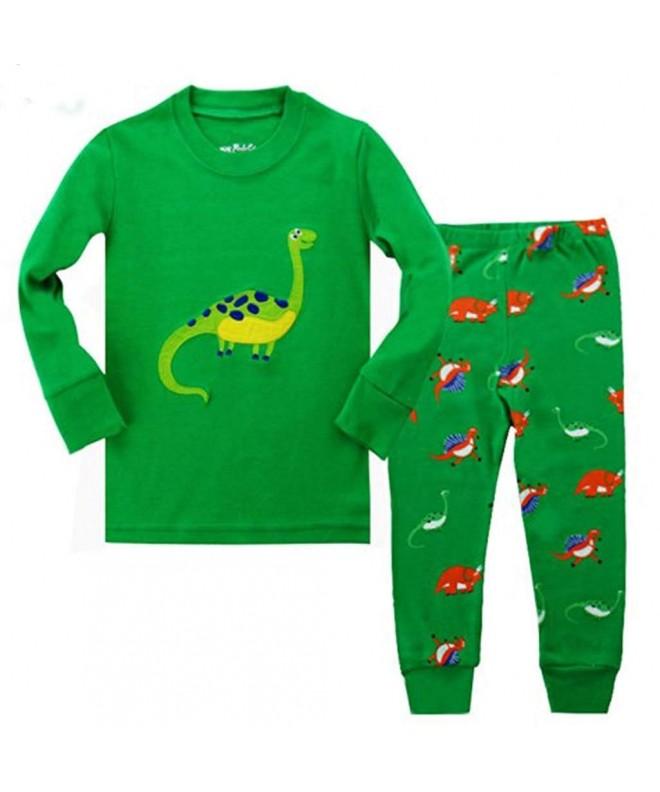 Babygp Little Dinosaur Pajama Cotton