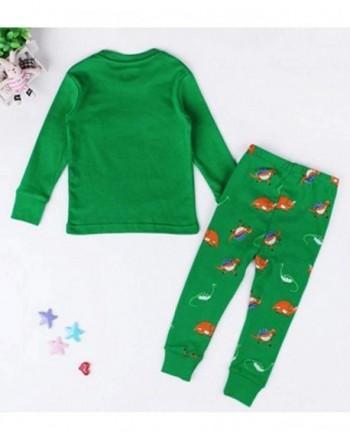 Most Popular Boys' Pajama Sets