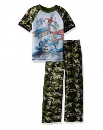 Justice League Superhero Piece Pajama