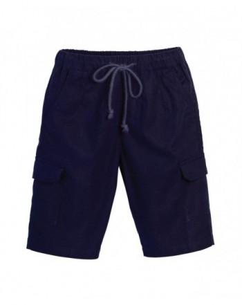 Beachcombers Bottoms Cotton Shorts String
