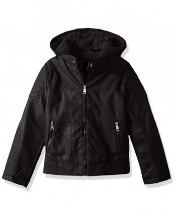Urban Republic Boys Textured Jackets