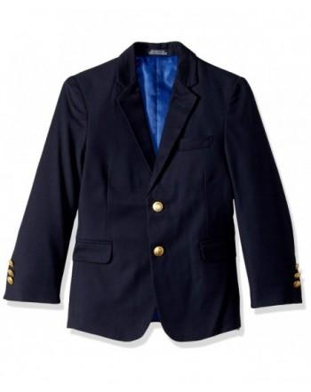 Nautica Brass Button Blazer Jacket