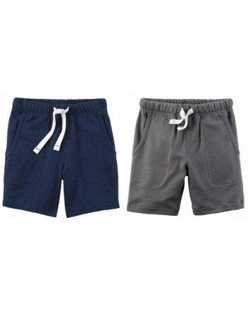 Carters Cotton Shorts Toddler Little