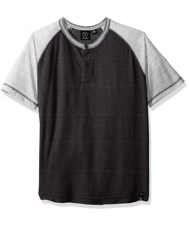 Burnside Mastermind Henely Raglan Shirt